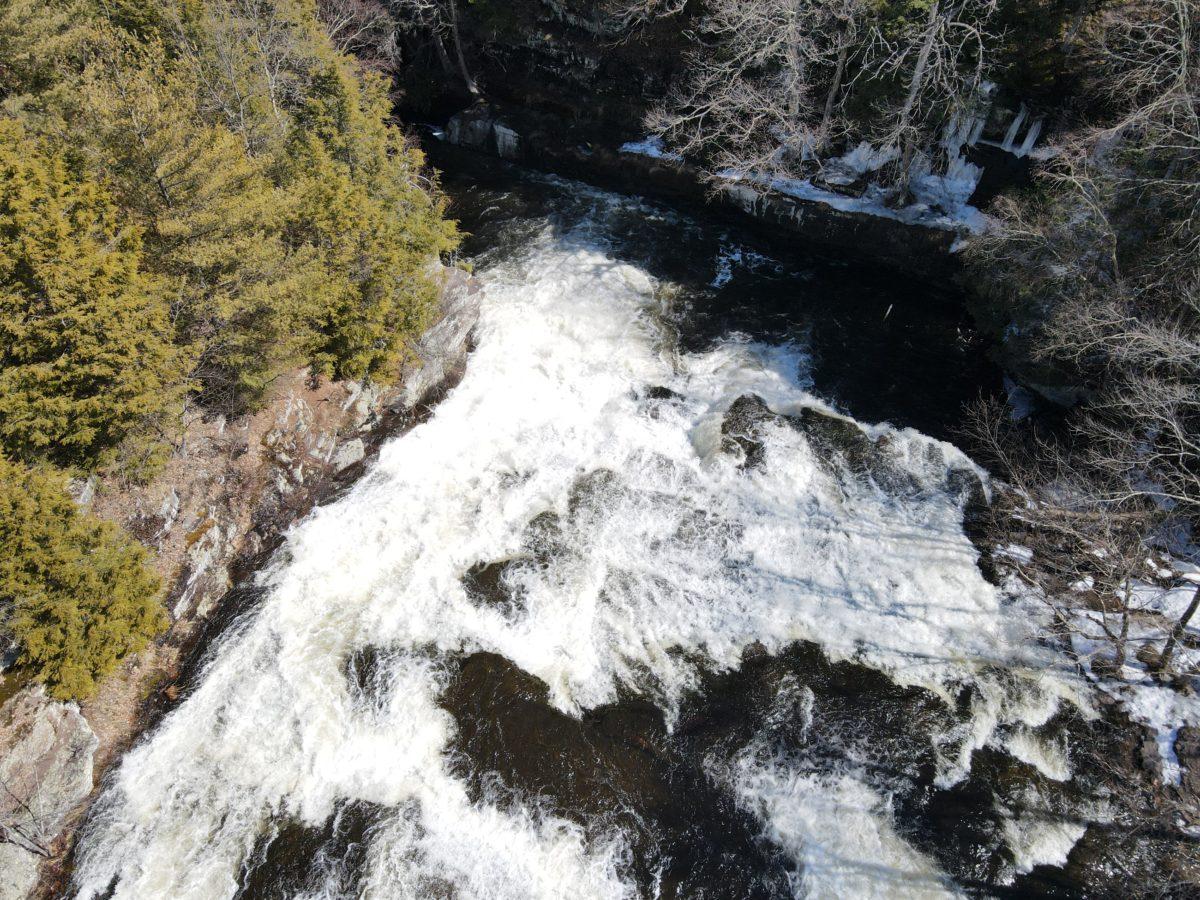 DWG / Catskill Spring Runoff